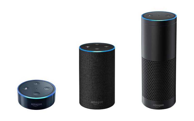 AmazonのEchoシリーズで買い物を楽しもう!