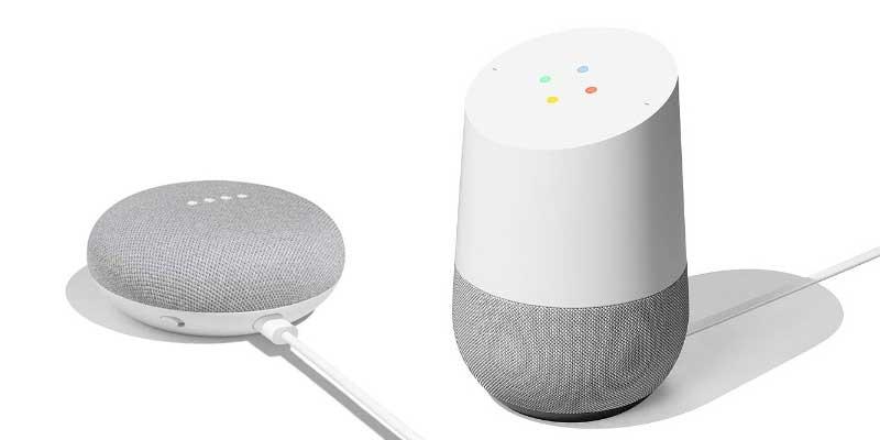 スマートスピーカーの定番はGoogleのGoogle Homeシリーズ