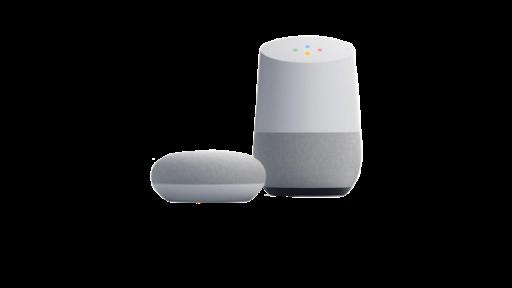 Googleアシスタントによって様々な機能が活用できる