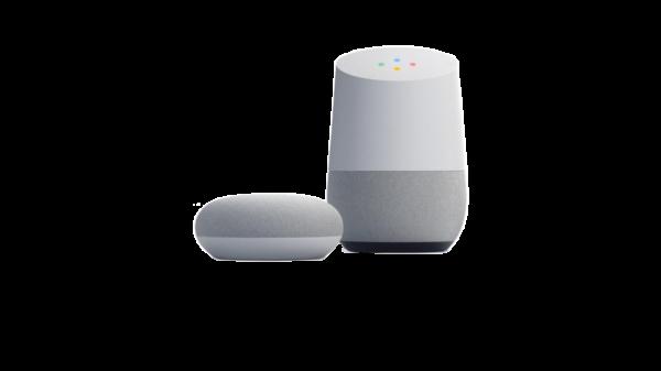 Google homeを紹介