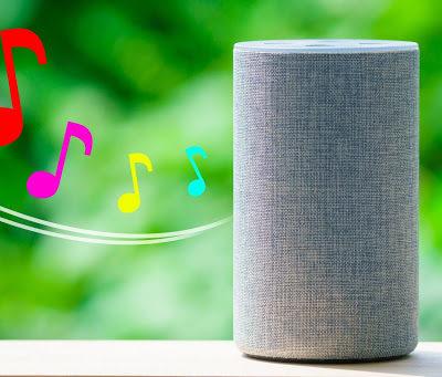 google echoの音楽機能
