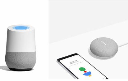 Google Homeの音楽再生機能